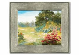 Elegant Custom Framed Canvases 16x16 Wall Art Customize Canvas  with your Artwor image 5