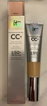 It Cosmetics CC+ Color Correcting Full Coverage Cream MEDIUM - $24.65