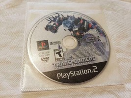 Transformers Revenge of the Fallen Video Game PS2 Playstation 2 - GAME D... - $6.83