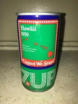 7 UP UNCLE SAM CAN 1976, HAWAII - COMPLETE YOUR COLLECTION!! - $7.99