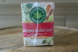 Traditional Medicinals Seasonal Tea, Gypsy Cold Care, 16 CT Pack of 2 Ex... - $13.98