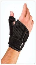 Thumb Stabilizer Brace Support MCP Joint Pain Relief Mueller 62712 Reversible - $12.22