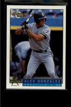 1993 FLEER EXCEL #143 ALEX GONZALEZ NM-MT - $0.98