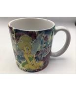 Walt Disney World Mug Peter Pan Tinkerbell Hook Movie Character Mug Cup ... - $19.34