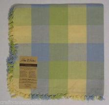 Park B Smith Potpourri Block Island Breezes Napkins Set of 4 Yellow Blue... - $9.99