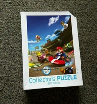 "Official Nintendo Wii Mario Kart 550 Piece Collectors Puzzle 18""x24"" USAopoly - $23.38"
