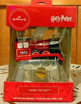 Hallmark 2019 Harry Potter Hogwart's Express Engine Train Boxed Ornament... - $16.99