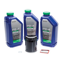 Oil & Filter Change Kit - POLARIS RZR S 1000 EPS 900 14-2016 PS-4 5w-50 - $63.95