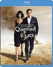 007 James Bond Quantum of Solace [Blu-ray] (2008)