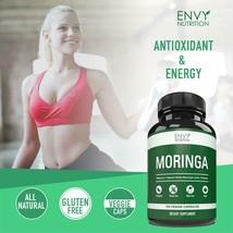 Pure Moringa Oleifera Capsules- Turbocharge Your Metabolism and Energy Levels - $16.99