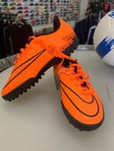 Nike Hypervenom Phelon II TF Size 1 Free Socks And Free Shipping - $49.49
