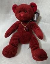 Excellent Russ Bears of the Month March Birthstone Aquamarine Animal Plush - $5.00