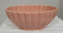 Vintage Haeger USA #120 Pink Mauve Oval Ceramic Planter - $14.95