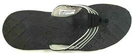 Timberland Stoney Creek Black 58396 Thongs Slides Flip Flops Sandals Wom... - $24.99