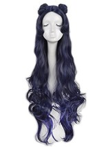 Yuehong Cosplay Wig Long Wavy Famale Fashion Style Party Wig Heat Resist... - $29.51
