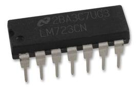STMicroelectronics LM723CN LM723 Adj. Voltage Regulator IC 2-37V (Pack o... - $7.49