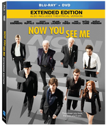 Now You See Me (Blu-ray/DVD, 2013, 2-Disc Set) - $3.95