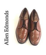 $695 ALLEN EDMONDS Bradley Oxfords Mens Casual Shoes | 152 | Mens Size 1... - $48.45