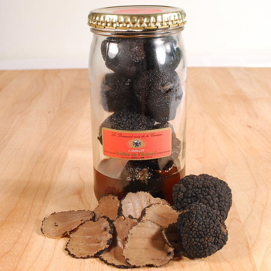 Summer Black French Truffles - Brushed First Choice - 2.00 oz - $28.35