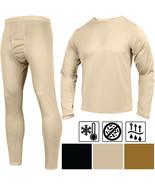 Silk Weight Thermals Gen III Military ECWCS Underwear Long Johns Shirt o... - $14.99+