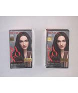 Revlon Salon Color #4 Dark Brown Color Booster Kit Lot Of 2 Boxes - $26.99