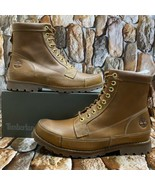 TIMBERLAND MEN'S ORIGINALS 6 IN BOOT WHEAT FULL GRAIN STYLE 0A2MEK SIZE:... - $124.20