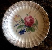 "Vintage Fairbanks Ward ""Sharon""  8 1/2"" Salad o... - $6.79"
