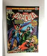 TOMB OF DRACULA #29 (1975) Marvel Comics VG+ - $10.88
