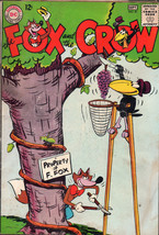 Fox and the Crow #81 (Aug-Sep 1963, DC) Comic Book - $6.99