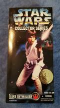 1996 Star Wars Luke Skywalker Collector Series Poseable Action Figure by Kenner - $40.00
