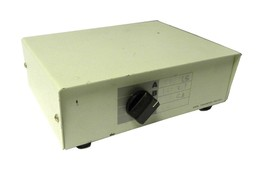 Data Transfer Switch 4 Channel (A, B, C, D) 4 Port 25 Pin Anpd F - $24.99