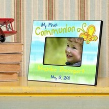 Personalized First Communion Picture Frame - $24.99