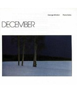 December [Audio CD] George Winston - $7.91