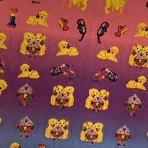 Lisa Frank Complete Mini Sticker Sheet Casey Caymus Ice Cream Sundae S271 image 2