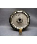 Aluminum Wheel 12 x 250 R&K Width 2-1/2 Axle Size 1 - 1-1/4 Rubber - $130.18