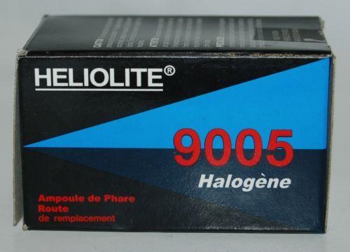 Heliolite Sale Lot of Three High Beam Headlamp Replacement Halogen Bulb 9005