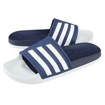 Adidas Adilette TND Slides Sandals Slipper Blue/White F35436 - $43.99