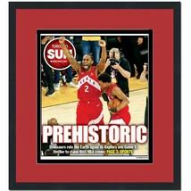 Framed Toronto Sun Raptors Prehistoric 2019 Champs Newspaper 18x20 Cover... - $114.99