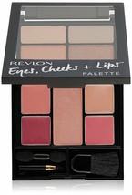 Revlon Eyes, Cheeks + Lips Makeup Palette #100 ROMANTIC NUDES *Twin Pack* - $15.99