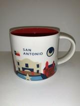 STARBUCKS You Are Here Collection San Antonio, Texas 2015 Coffee Mug Cup 14 Oz - $12.16