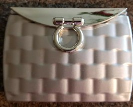 """Double Sided ~ 2 Mirrors ~ Silver ~ Compact Mirror ~ 2.25"""" x 3"""" ~ Purse ... - $22.80"""