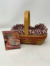 Longaberger 1997 Sweet Treats Basket - $22.76