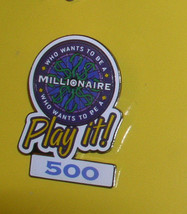 Disney Millionaire Play It  500 Points Authentic Disney Pin - $12.99