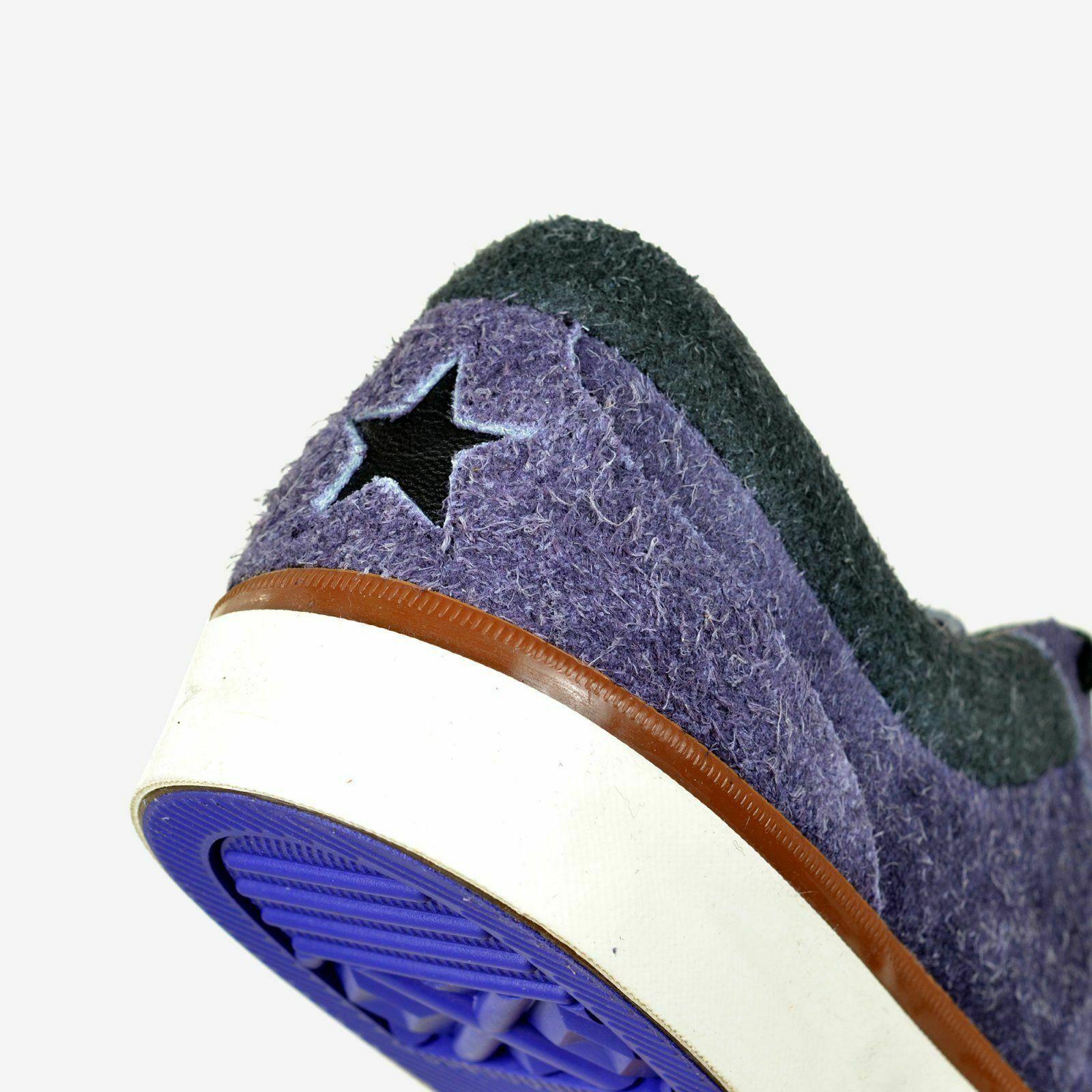 Converse X Clot One Star CC Ox 161300C Purple Velvet/Egret/Black Various Sizes