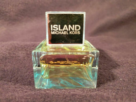 Island By Michael Kors EDP Spray 1.7FL.OZ /50ML New No Box Rare Women - $89.99