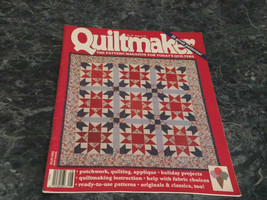 Quiltmaker Pattern Magazine for today's Quilters August 1993 No 32 Castle Fair - $2.99