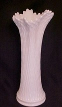 Westmoreland Glass Milk Glass Swung Vase - $99.00