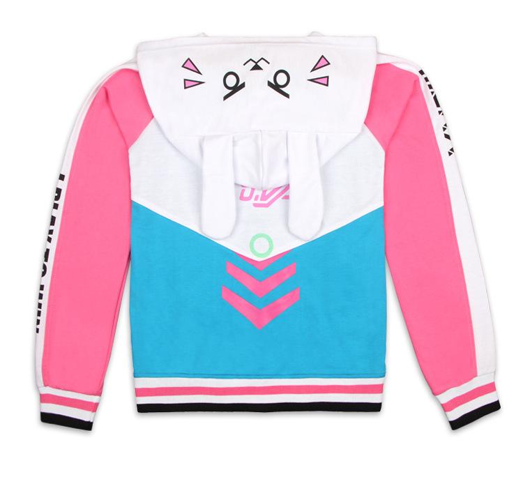 a0694cc68be Kawaii Clothing Harajuku Ropa D.Va Overwatch and 16 similar items