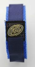 Fossil Unisex Navy Baby Blue Nylon Watch Strap 20mm - $9.36