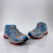 New Balance 580v4 Women's Size 7 B Blue Gray XLT Athletic Running Shoes - $29.66